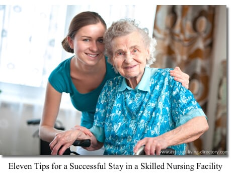 11 tips for a successful stay in Skilled Nursing