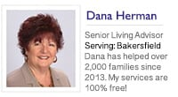 Advisor for Assisted Living Directory in Bakersfield