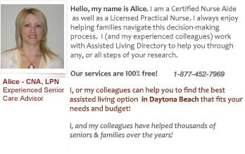 A qualified advisor Daytona Beach