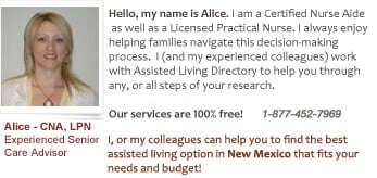 care help and questions for New Mexico