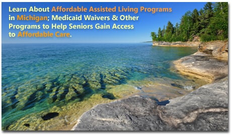 Affordable Assisted Living programs and waivers in Michigan