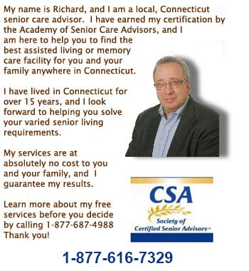 CSA advisor for Fairfield