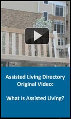 What Is Assisted Living blog article