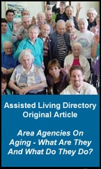 Agencies on Aging To Help Seniors