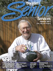 Boulder Senior Services Magazine