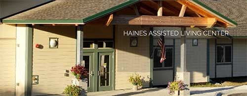 Haines Senior Center photo