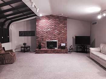 Bloomfield Comfort Care living room