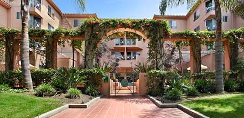 assisted living facilities in santa monica california ca
