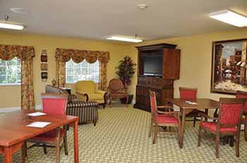 Magnolia Springs dining room