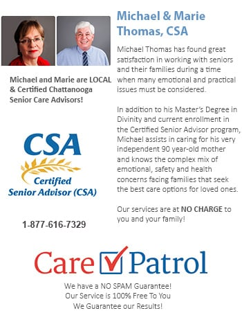 Chattanooga senior care and assisted living expert is available to help you to navigate the many choices for senior and long-term care in the Albuquerque area