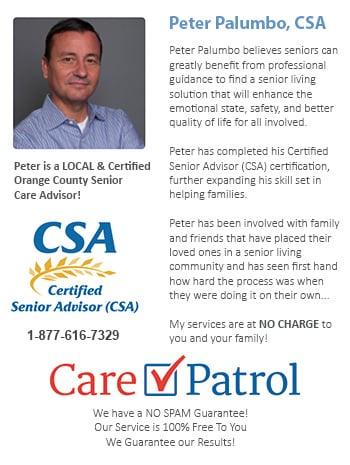 Assisted Living Facilities in Garden Grove, California (CA); Senior ...