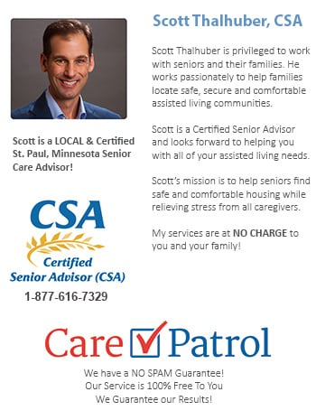 Care help for St. Paul