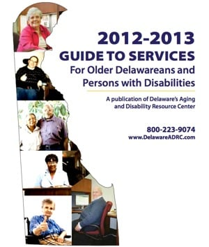 Delaware guide to elderly services