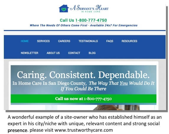 Expert Assisted Living Owner With Strong Presence Senior Housing Marketing Plan Template Home Design And Style On Home Care Marketing Plan Example