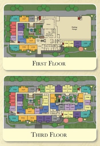 The Abbey At Westminster Plaza Assisted Living In Houston