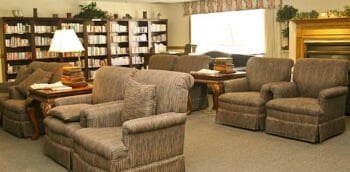 Acacia Springs reading room