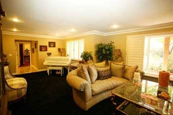 Agape Care Home prides itself on luxurious decor and furnishings to make seniors comforable