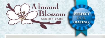 Almond Blossom - senior care