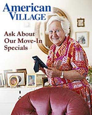 American Village is part of the family of American Senior Communities which offers senior housing in the State of Indiana