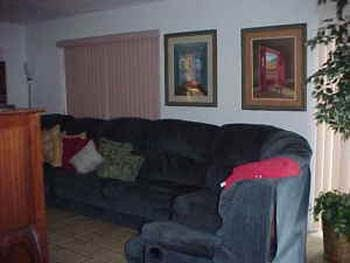 Angel House Family Room