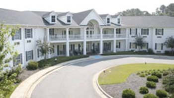 Antebellum Grove assisted living facility