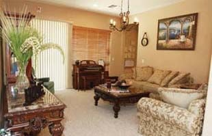 Anthem Senior Assisted Living is located just to the north of the Phoenix area