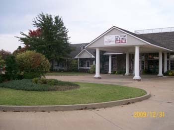 Arbors senior living located in Tulsa