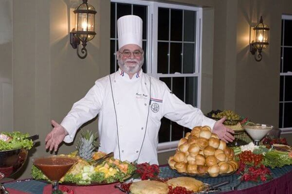 Armor Oaks Chef