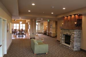At Home Again assisted living facility in Columbus, WI