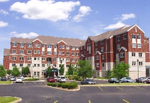 Belmont Tower Ashland assisted living facility