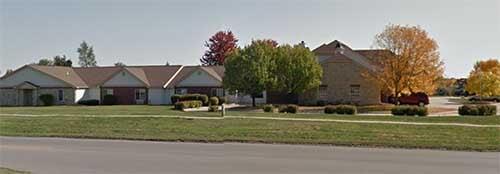 Isted Living Senior Care Facilities Iowa City