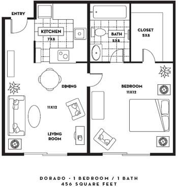 Galley Kitchen With Island Floor Plans one wall kitchen with island floor plans upper room floor plan