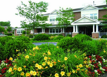 Carriage Court assisted living in Hilliard