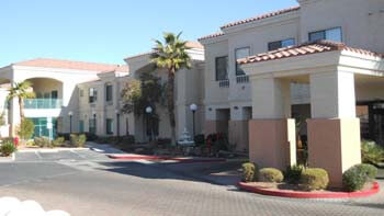 Chancellor Gardens is a beautiful assisted living facility located in warm and sunny Las Vegas, Nevada.