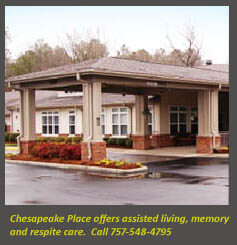 Chesapeake facility example