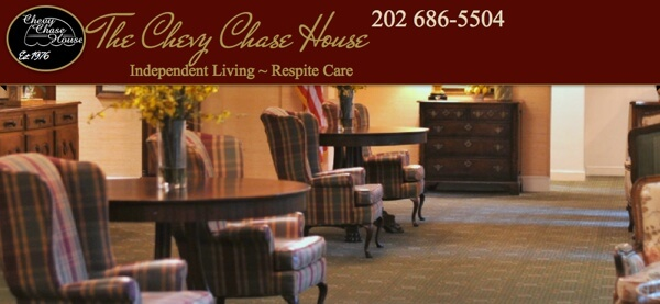 Chevy Chase house retirement with respite care