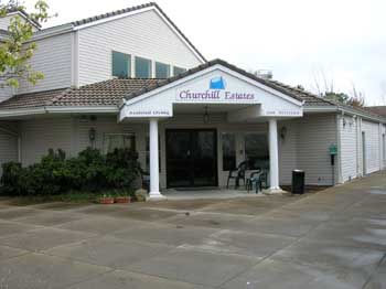 Churchill Estates Assisted Living Facility