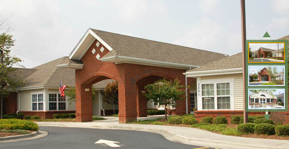 Clare Bridge Wilmington Alzheimers Dementia Assisted Living