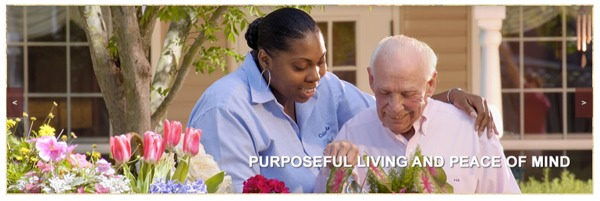 Colonial Oaks assisted living and memory care