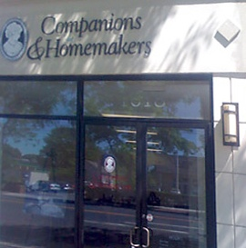 Companions and Homemakers alternative to assisted living