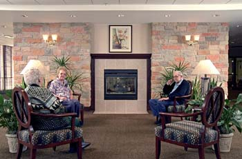 Concord Place Assisted Living Facility In Northlake