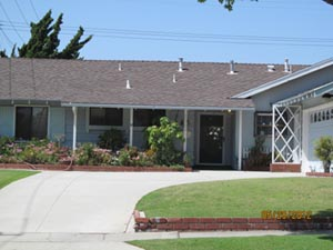 A lovely guest home facility in Fullerton!