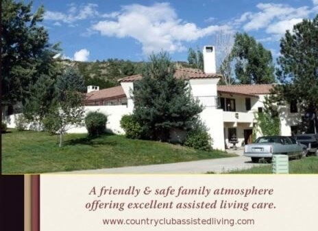 Country Club assisted living home