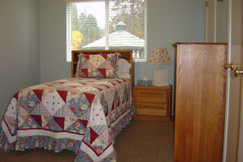 Country Comfort - senior bedroom