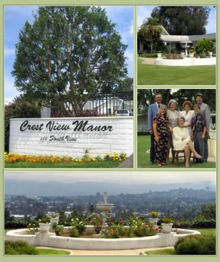 Crest View Manor assisted living