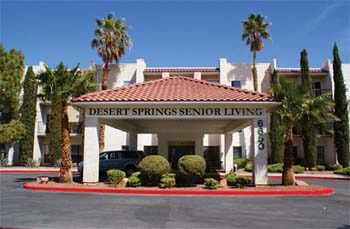Desert Springs Senior Living in Las Vegas