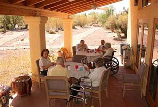 Desert Villa senior care