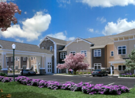 Emerald Bay assisted living facility in Cumberland