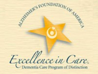 Excellence in Alzheimer's Care