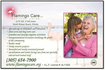 Flamingo Care Brochure